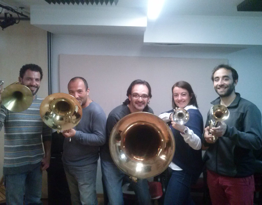 Tri-Tò Brass Ensemble