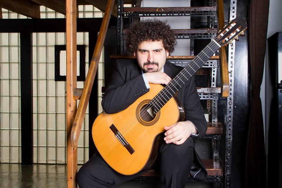 Ángel Jesús López, guitarra